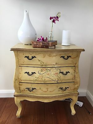 French Style Cabinet/bedside Table