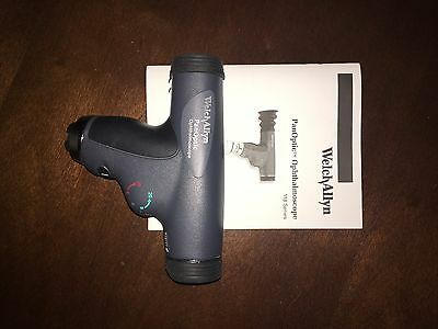 WELCH ALLYN 11820 PANOPTIC OPHTHALMOSCOPE for DIAGNOSTIC SET
