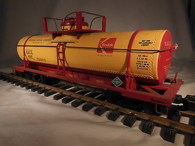 ART 41307 REA Aristocraft Kodak Tank Car