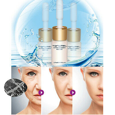 Anti Aging Liquid Face Cream Hyaluronic Acid Serum Instantly Ageless Product Set