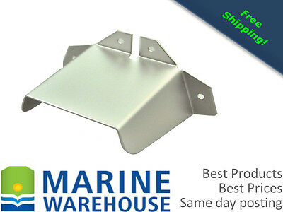 TRANSDUCER COVER SPRAY DEFLECTOR (100mm or 135mm)