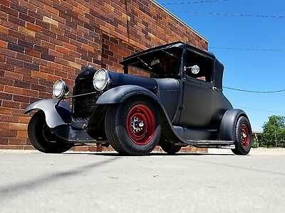 1929 Ford Model A  1929 model a sport coupe hotrod
