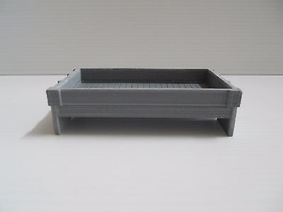 Narrow Gauge Gn15 (1:24 scale) 1 plank open wagon body Also Suit On30 Or O:16.5