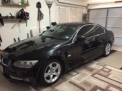 2011 BMW 3-Series 335I 2011 BMW 335i Coupe Black Harman Kardon JB4 approx 41665 miles