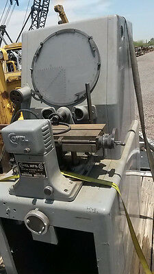 COVEL  HEAVY DUTY COMMERCIAL COMPARATOR WITH PROFILE AND SURFACE Model 14