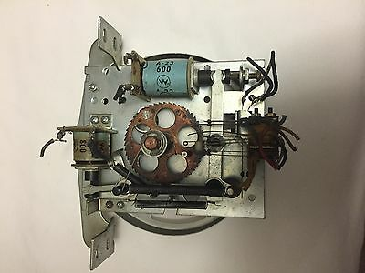 Late 1960's Williams Complete Replay Unit Assembly Used For Parts