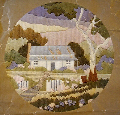 Bush Cottage - Semco Australiana Longstitch Originals kit to do