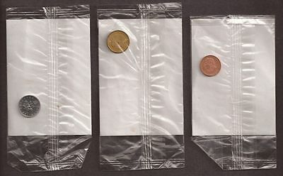 10 'COIN WORLD' GIVEAWAY COINS - BU Still In Wrapper - FORMER SOVIET REPUBLICS