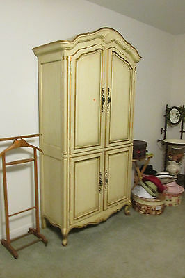 French Provincial Armoire GLR002 Your Shipper or Local Pickup