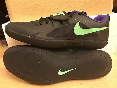 *new $120 Nike Rival Sd 2 Shotput Discus Track & Field Shoes 685135-035 Size 7.5