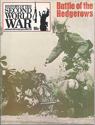 Battle of the Hedgerows (History of the Second World War Part 66)