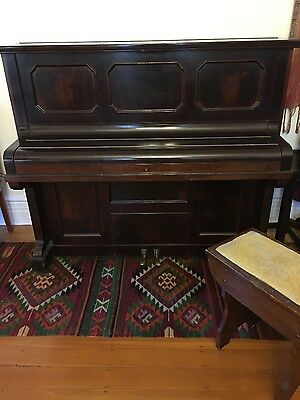 FREE Steck piano / pianola. Pick Up and It's Yours