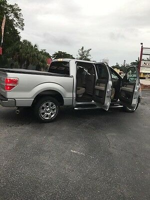 2010 Ford F-150  83000 miles!! Great condition, silver!