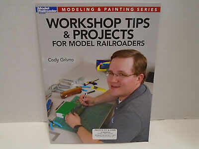 Kalmbach #12475 Workshop Tips & Projects For Model Railroaders
