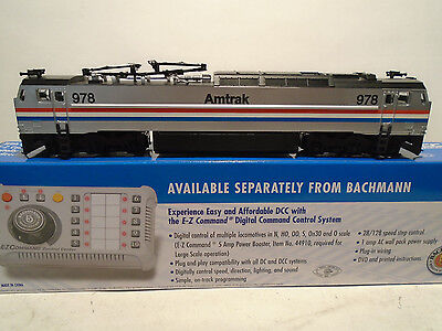 Bachmann HO #65507 E60CP Electric Loco Amtrak Phase III WITH DCC New In Box