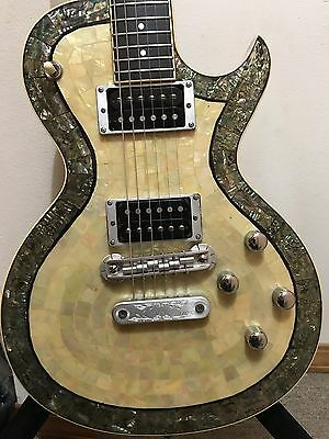 Deviser Vintage Japan 1988 Shell Top Zemaitis Copy **PERFECT**!!! LOOK!