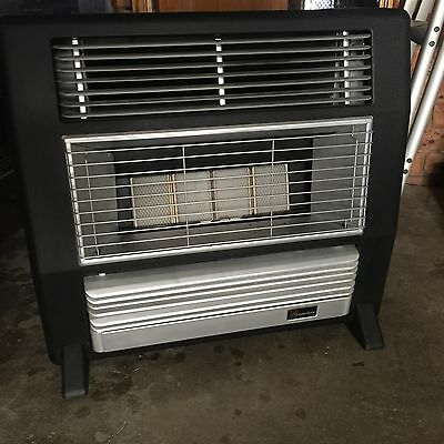 Everdure As New Natural Gas Heater