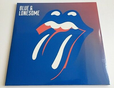 The Rolling Stones - Blue & Lonesome New/Sealed 2 X Vinyl LP 2016