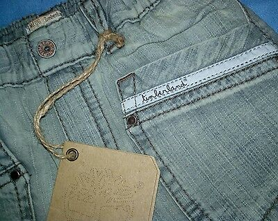 @@ Timberland Baby Boy Jeans Size 6 Months - Brand New @@