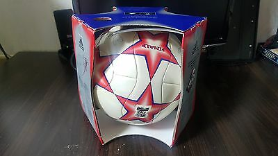 adidas UEFA Champions League 2006 Finale Final PARIS Official Match Ball OMB
