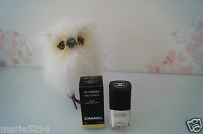 CHANEL  Vernis  à Ongles 613 EASTERN LIGHT    Nail lacquer   + Boîte   SOLD OUT!