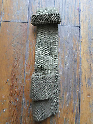 british 8th army SMLE lee enfield bayonet frog sheath pistol belt pat 37 DAK ww2