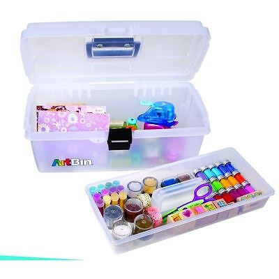 ArtBin Lift Out Tray Compartmentalised Storage Box Sewing Accessories