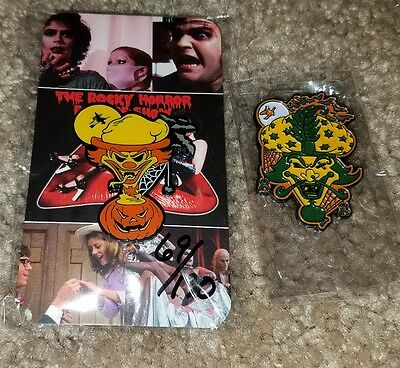 ICP Hallowicked Riddlebox Great Milenko 97 Magnet Hat Pin Twiztid Shirt Jersey
