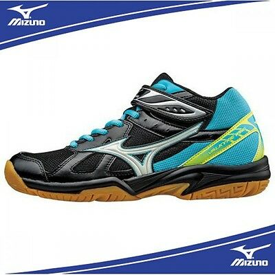 New Mizuno Women's Volleyball Shoes Valkyrie Wing Mid V1GC1785 Free tracking