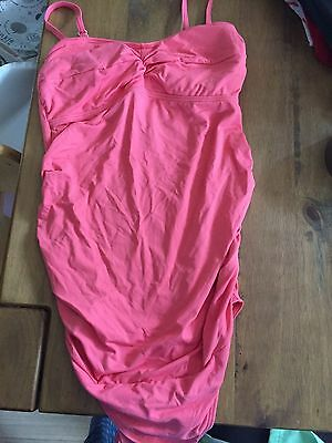 Next Maternity Swimsuit / Swimming Costume Size 10
