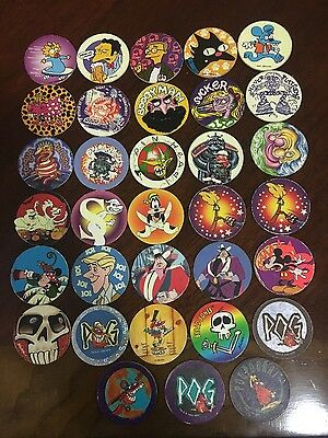 mixed series of glo caps