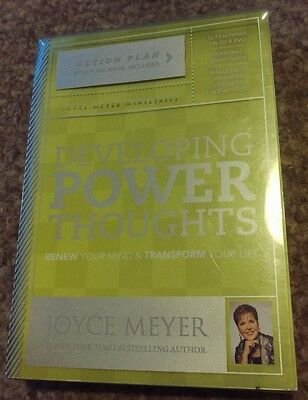 Developing Power Thoughts Action Plan - Joyce Meyer