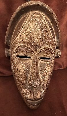 Powerful W. African Mask that had manifestation of evil being - Occult, Haunted