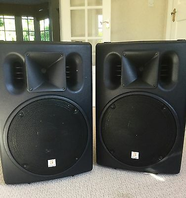 """Pair of Thomann """"The Box"""" Passive PA Speakers"""