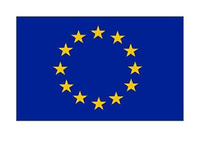 Euro European Union 3ft x 5ft Polyester Flag ~ Free Postage  New