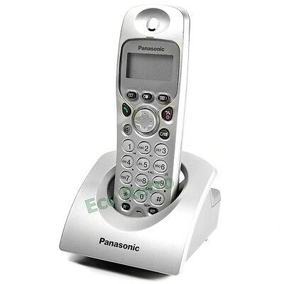 Panasonic KX-A144E Add On Cordless Phone Handset & Charger for KX-TCD440 445 447