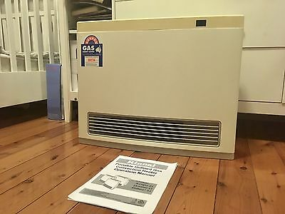 Rinnai Avenger 25 Natural Gas Convector Heater