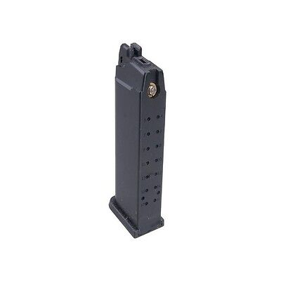 WE Airsoft (Airsoft) chargeur gaz hiver pour Glock 17/18 We & Marui - 25 billes