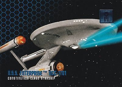 30 Years of Star Trek: Phase One. Base Set by Skybox.