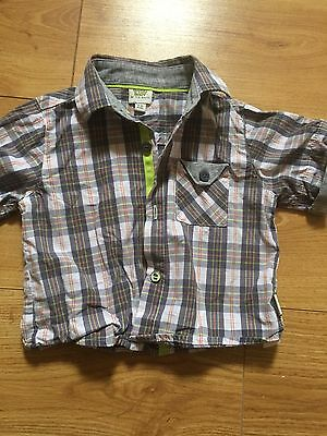 Ted Baker Baby  Boys Shirt 3-6mths