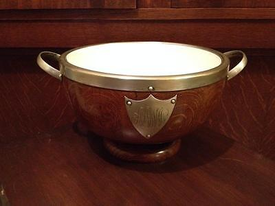 Early 1900s trophy bowl
