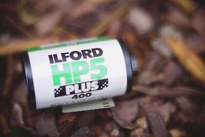 *NEW* Ilford HP5 Plus 400 35mm 36 exposures films (quantity options available)