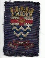 London Boy Scouts - vintage county badge