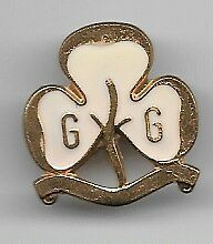 Girl Guides UK: Young Leader promise badge 1980's