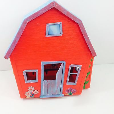 Timmy Time Barn Yard House - Shaun the Sheep Toy - Building only no accessories