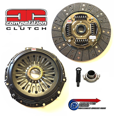 Stage 2 Organic Uprated Competition Clutch - For Mitsubishi EVO VII 7 CT9A 4G63
