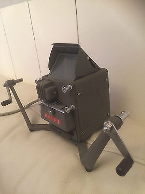 Vintage Original D & A  film Splicer with view winder, Movies Arts Crafts Hobby
