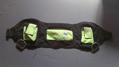 Polar Bear Shot Weight Belt Pouch