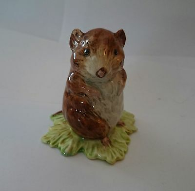 Beatrix Potter Timmy Willie Figurine Johnny Town Mouse Beswick England