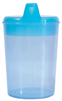 Aidapt Drinking Cup With Two Spouts Light Blue